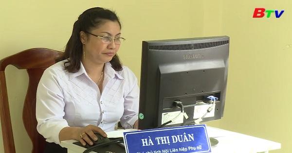 Gương sáng trong phong trào hiến máu nhân đạo ở Bàu Bàng