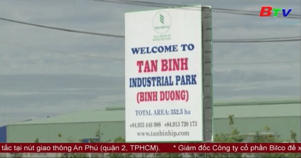 Huyện Bắc Tân Uyên đẩy mạnh phát triển công nghiệp
