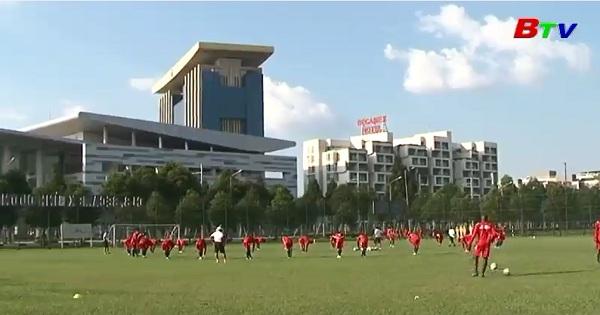 Trước Vòng 3 V.League 2017 - XSKT Cần Thơ – B.Bình Dương