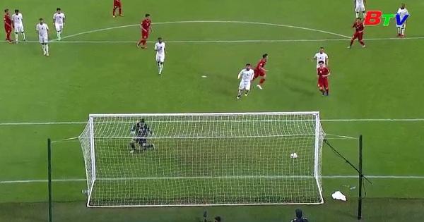 Bảng D Asian Cup 2019: Việt Nam 2-0 Yemen