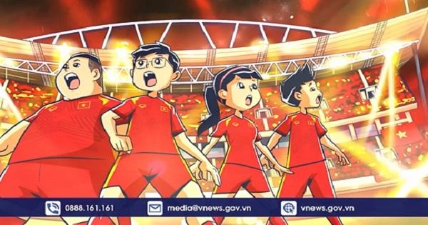 Ra mắt áo thi đấu của Đội tuyển bóng đá Việt Nam