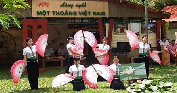 Một thoáng Việt Nam - Nơi hội tụ tinh hoa dân tộc Việt