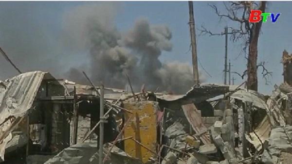 Syria - SDF cam kết sớm đánh bật IS khỏi miền Đông
