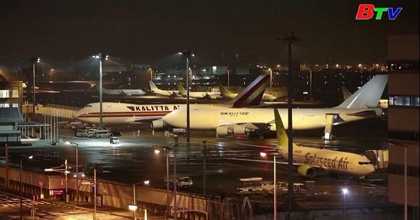 Nhiều công dân Mỹ trong chuyến bay trở về từ du thuyền ở Nhật Bản nhiễm virus corona