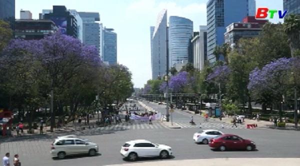 Tổng thống Mexico tuyên bố không tái tranh cử