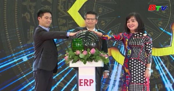 Tập đoàn Hoa Sen khánh thành nhà máy ống kẽm nhúng nước
