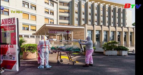 Tình hình dịch Covid-19 ở Itali, Tây Ban Nha, Đức ngày 17-03