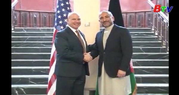 Cố vấn An ninh Quốc gia Mỹ thăm Afghanistan