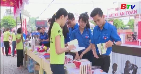 Thị xã Dĩ An khai mạc Ngày sách Việt Nam 21/4