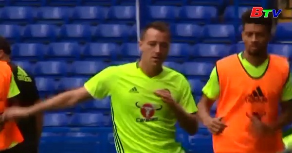 John Terry sẽ rời Chelsea vào cuối mùa giải