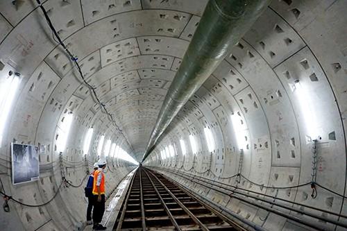 Metro Bến Thành – Suối Tiên sẽ về đích cuối năm 2020