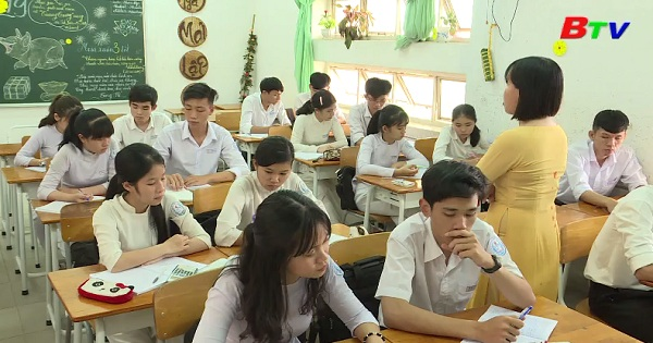 Chuẩn bị tâm thế cho kỳ thi