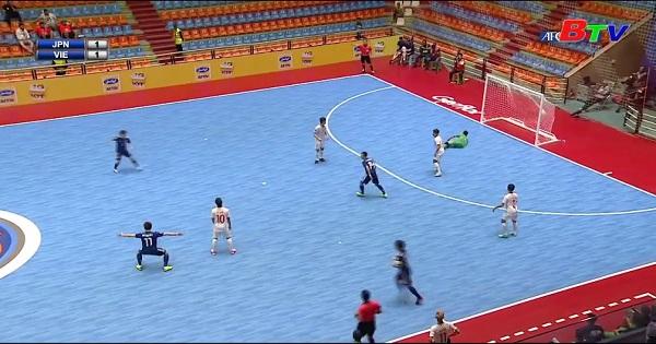 Đội tuyển U20 Futsal Việt Nam gạp Indonesia tại tứ kết  Giải Châu Á 2019