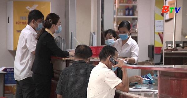 Thủ tục hành chính qua bưu điện tăng đột biến