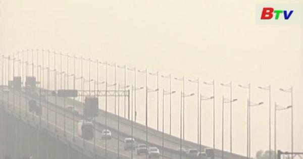 Khuyến cáo tài xế chọn lộ trình khác, tránh ùn ứ trên cao tốc Tp,Hồ Chí Miinh - Long Thành