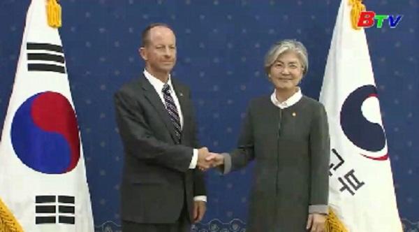 Mỹ nỗ lực hạ nhiệt căng thẳng Nhật Bản - Hàn Quốc