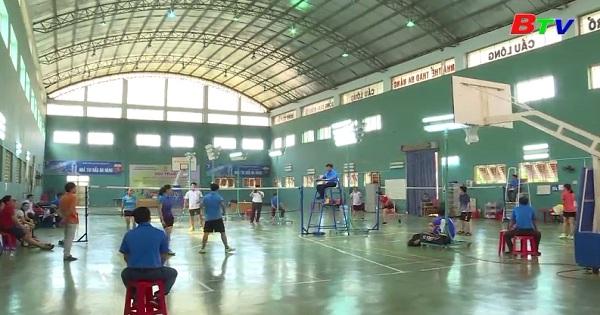 Hội thao Khối thi đua Nội chính tỉnh Bình Dương