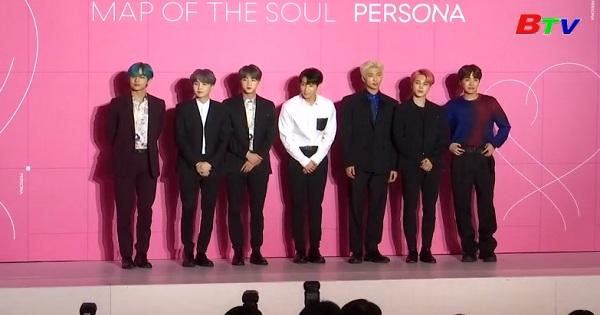 Nhóm nhạc Hàn Quốc BTS tái xuất sau kì nghỉ dài