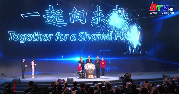 Công bố khẩu hiệu chính thức của Olympic mùa Đông