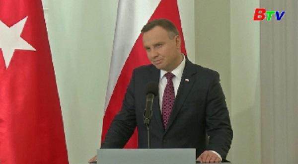 Ba Lan khẳng định ủng hộ Thổ Nhĩ Kỳ gia nhập EU