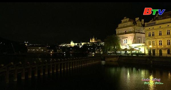 Mãn nhãn với lễ hội ánh sáng ở Thủ đô Praha, Cộng Hòa Séc