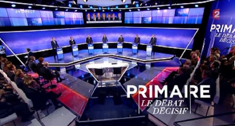 Bầu cử Pháp - 7 ứng cử viên cánh hữu tranh luận lần cuối