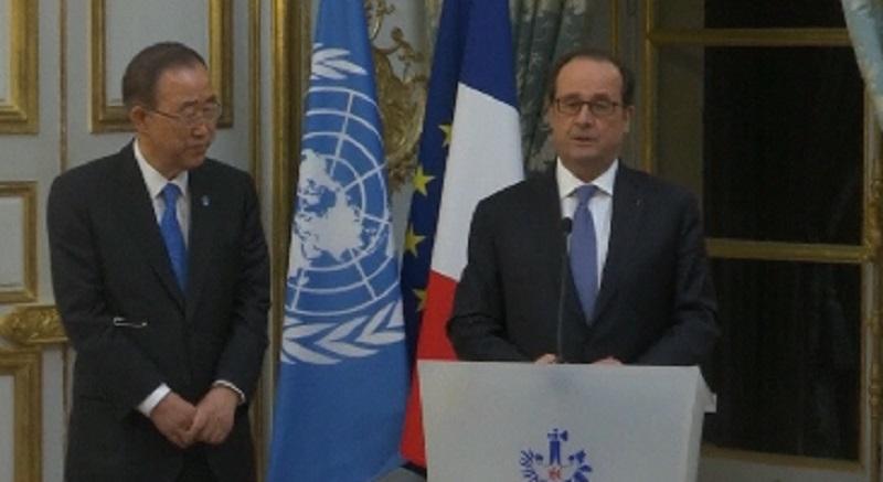 Ông Ban Ki Moon nhận huân chương Bắc Đẩu bội tinh