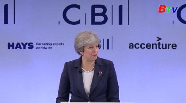 Vấn đề đưa thời điểm Anh chính thức rời EU vào luật tiếp tục gây tranh cãi