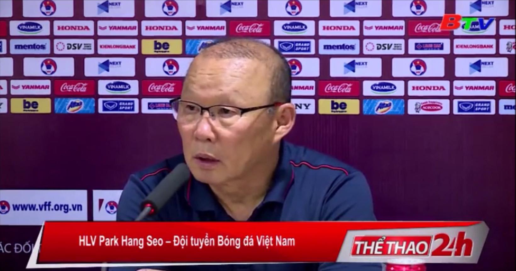 Trước trận cầu tâm điểm của bảng G vòng loại World Cup 2022 khu vực châu Á