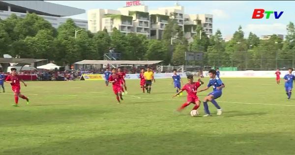 Bế mạc Giải bóng đá Thiếu niên U13 Quốc tế Việt Nam - Nhật Bản