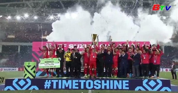 Đội tuyển Việt Nam vô địch AFF Cúp 2018