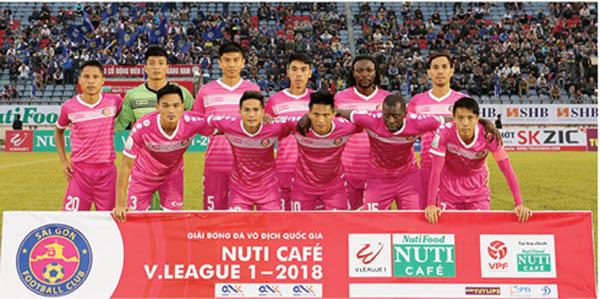 Danh sách CLB Sài Gòn và Cascavel Clube Creativio