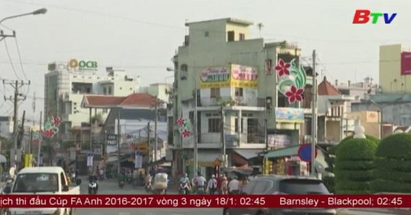 Thuận An với mục tiêu trở thành đô thị loại 2