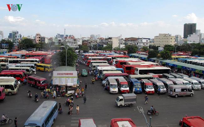 Bến xe Miền Đông tăng 60% giá vé xe TếtBến xe Miền Đông tăng 60% giá vé xe Tết