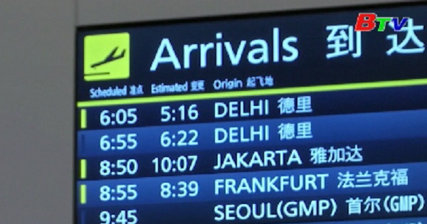 Nhật Bản giám sát người nước ngoài nhiễm COVID-19