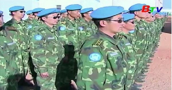 Sudan tăng cường lực lượng an ninh đến bang Tây Darfur