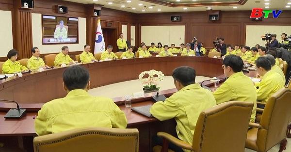Covid-19 - Nội các Hàn Quốc thông qua ngân quỹ khẫn cấp  87 ngàn USD