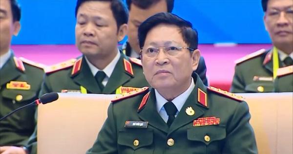 Khai mạc Hội nghị hẹp Bộ trưởng Quốc phòng các nước Asean năm 2020