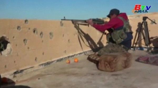 Bộ trưởng Quốc phòng Syria - SDF đối mặt với hai lựa chọn