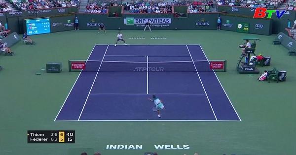 Dominic Thiem vươn lên vị trí thứ 4 trên bảng xếp hạng  ATP