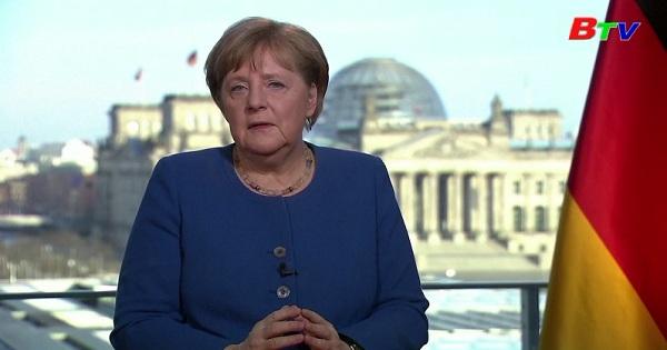 Đại dịch Covid-19 là thách thức lớn nhất với nước Đức