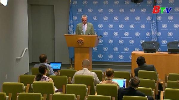 Tổng thư ký LHQ kêu gọi tăng cường kiểm soát vũ khí nhỏ