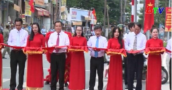 Nhiều công trình chào mừng Đảng bộ Thành phố Thủ Dầu Một