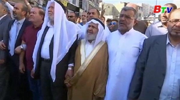 OIC và Palestine phản ứng việc Israel đóng cửa đền thờ hồi giáo Al-Aqsa