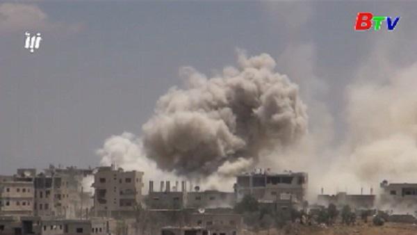 Nội chiến ở Syria khiến hơn 330.000 người thiệt mạng
