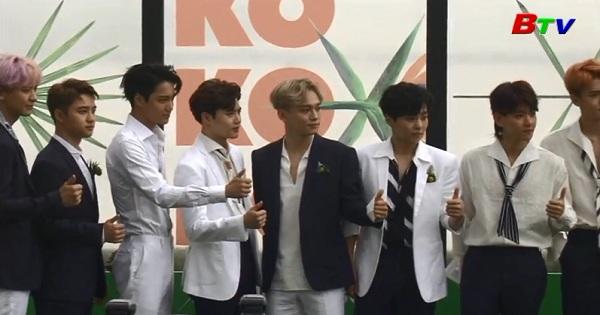 Nhóm nhạc EXO - Hàn Quốc phát hành Album mới