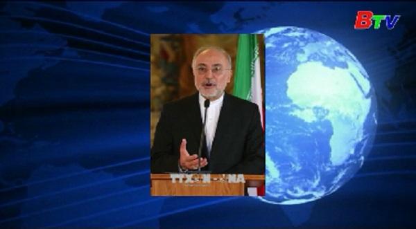 Iran xây nhà máy chuẩn bị cho hoạt động làm giàu urani