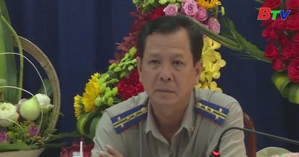 Hội nghị giao ban trực tuyến thi hành án dân sự