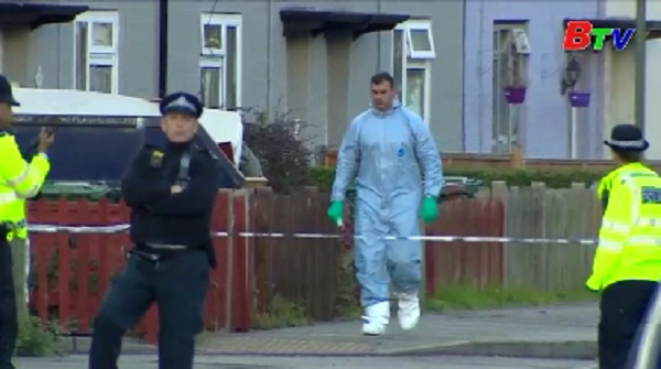 Vụ nổ tàu điện ngầm ở Anh là hành động khủng bố