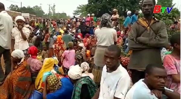 Hàng chục người tị nạn Burundi bị thiệt mạng trong vụ bạo động ở Congo